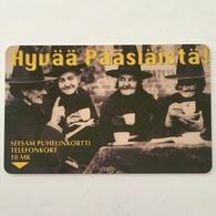 Old Ladies Drinking - Finland
