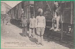 31 - Toulouse - Troupes Hindoues - Assis Au Seuil Du Wagon, Un Splendide Type Bengale - Editeur: Provost 2e Série N°7 - Toulouse