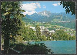 Switzerland, Montreux, Vaud, Mailed In 1984 - VD Vaud