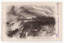 09  USSAT LES BAINS   Grotte De Lombrive - Francia
