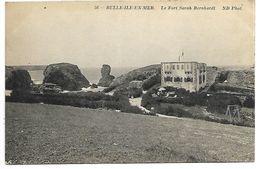 BELLE ILE EN MER - Le Fort Sarah-Bernhardt - Belle Ile En Mer