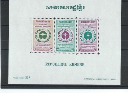 KHMERE 1972 - YT BF N° 29 NEUF SANS CHARNIERE ** (MNH) GOMME D'ORIGINE LUXE - Cambodia