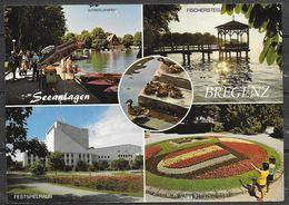 Austria, Bregenz (Vorarlberg), Multivew, Mailed - Bregenz