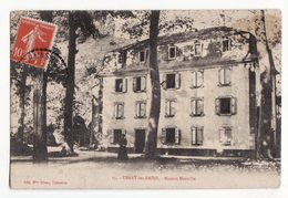 09  USSAT LES BAINS   Maison Menville - Francia