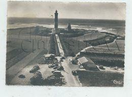 Saint-Denis-d'Oléron, Ile D'Oléron (17) : Vue Aérienne  Au Niveau Du Parking Du Phare De Chassiron Environ 1954 (aniGF.. - Ile D'Oléron