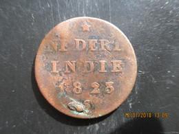 Pays Bas, 1/2 Stuiver 1823 Niederl. Indie, TB - [ 4] Colonies