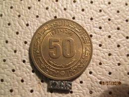 ALGERIA 50 Centimes 1971 (1391 - Algeria