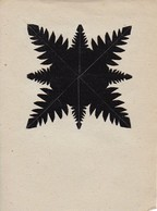 Orig. Scherenschnitt - 1948 (32601) - Chinese Papier