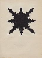 Orig. Scherenschnitt - 1948 (32602) - Chinese Paper Cut