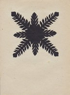 Orig. Scherenschnitt - 1948 (32604) - Scherenschnitte