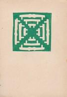 Orig. Scherenschnitt - 1948 (32605) - Papier Chinois