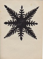 Orig. Scherenschnitt - 1948 (32608) - Papier Chinois