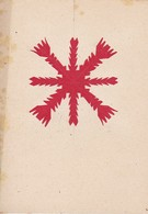 Orig. Scherenschnitt - 1948 (32610) - Chinese Paper Cut