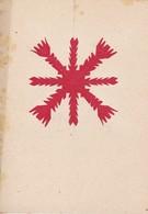 Orig. Scherenschnitt - 1948 (32610) - Papier Chinois