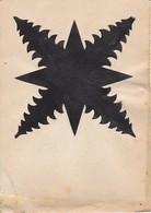 Orig. Scherenschnitt - 1948 (32611) - Chinese Paper Cut