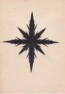 Orig. Scherenschnitt - 1948 (32613) - Chinese Paper Cut