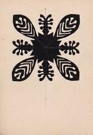 Orig. Scherenschnitt - 1948 (32615) - Scherenschnitte