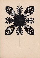 Orig. Scherenschnitt - 1948 (32615) - Papier Chinois
