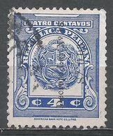 Peru 1949. Scott #RA31 (U) Tax For Education Fund - Pérou