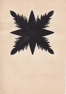 Orig. Scherenschnitt - 1948 (32617) - Chinese Paper Cut