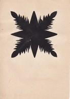 Orig. Scherenschnitt - 1948 (32617) - Papier Chinois