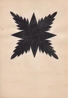 Orig. Scherenschnitt - 1948 (32618) - Chinese Paper Cut