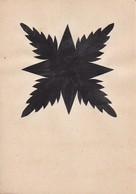Orig. Scherenschnitt - 1948 (32618) - Papier Chinois