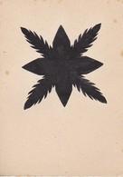 Orig. Scherenschnitt - 1948 (32620) - Chinese Paper Cut
