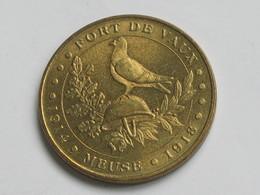 Médaille De La Monnaie De Paris - FORT DE VAUX - MEUSE 1918 -  2004 B    **** EN ACHAT IMMEDIAT  **** - Monnaie De Paris