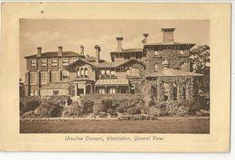 UK 302 - Wimbledon - Ursuline Convent, General View - London Suburbs