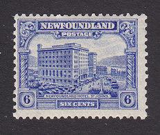 Newfoundland, Scott #150, Mint Hinged, Newfoundland Hotel, Issued 1928 - Terre-Neuve