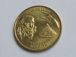 Médaille De La Monnaie De Paris - LE CLOS DE LUCE - Léonard De Vinci - AMBOISE  2003 B    **** EN ACHAT IMMEDIAT  **** - Monnaie De Paris