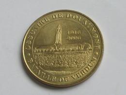 Médaille De La Monnaie De Paris - BATAILLE DE VERDUN - OSSUAIRE DE DOUAUMONT -  2005 B    **** EN ACHAT IMMEDIAT  **** - Monnaie De Paris