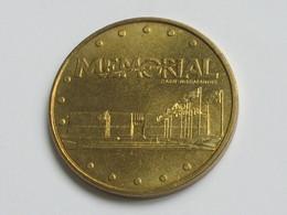 Médaille De La Monnaie De Paris - MEMORIAL -CAEN - NORMANDIE -  2005 B    **** EN ACHAT IMMEDIAT  **** - Monnaie De Paris