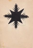 Orig. Scherenschnitt - 1948 (32621) - Chinese Paper Cut