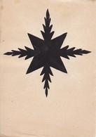 Orig. Scherenschnitt - 1948 (32623) - Chinese Paper Cut