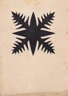 Orig. Scherenschnitt - 1948 (32624) - Chinese Paper Cut