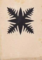 Orig. Scherenschnitt - 1948 (32624) - Papel Chino