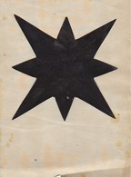 Orig. Scherenschnitt - 1948 (32625) - Papel Chino