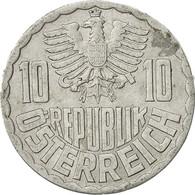 Autriche, 10 Groschen, 1957, Vienna, TTB, Aluminium, KM:2878 - Austria