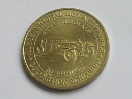 Médaille De La Monnaie De Paris - MUSEE DE L'AUTOMOBILE -  COLLECTION SCHLUMPF -  2005    **** EN ACHAT IMMEDIAT  **** - Monnaie De Paris
