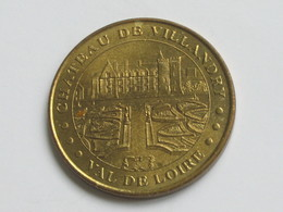Médaille De La Monnaie De Paris - VILLANDRY -  2002    **** EN ACHAT IMMEDIAT  **** - Monnaie De Paris