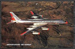 American Airlines, 990 Astrojet, Unused - 1946-....: Modern Era