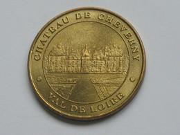 Médaille De La Monnaie De Paris - CHATEAU DE CHEVERNY- VAL DE LOIRE -  1999    **** EN ACHAT IMMEDIAT  **** - Monnaie De Paris
