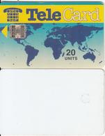 PAKISTAN - TeleCard 20 Units(no Dot), Used - Pakistan