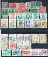 CUBA Lot De 40 Timbres Oblitérés Avec Quelques Doublons - Cuba