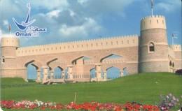 TARJETA TELEFONICA DE OMAN. (119) - Oman