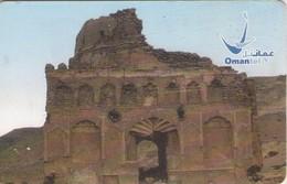 TARJETA TELEFONICA DE OMAN. (138) - Oman