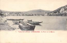 ANSEREMME - Le Pont Sur La Meuse - Dinant