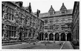 ANTWERPEN - Binnenplaats Van Het Plantin Museum - Antwerpen